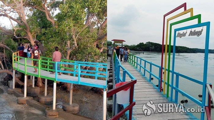 Pantai Kutang Lamongan, Objek Wisata Alternatif di Penghujung Tahun
