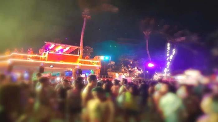 Menengok Pesta Bulan Purnama, Penghilang Stres di Thailand