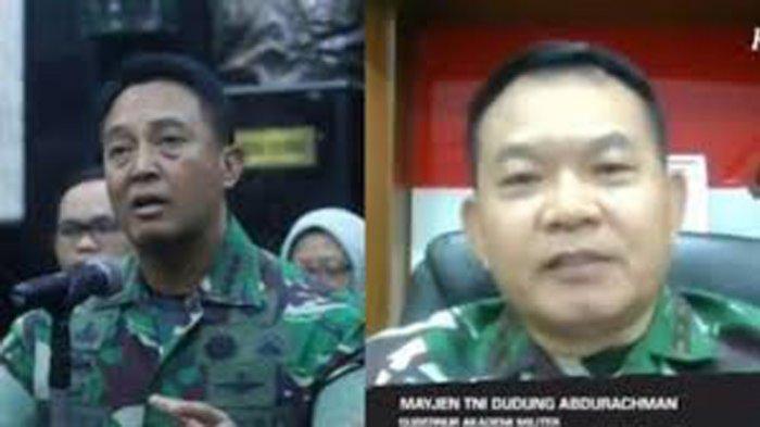 Biodata Mayjen TNI Dudung yang Diperintah Jenderal Andika Perkasa Ikut Usut Pengeroyokan Kopassus