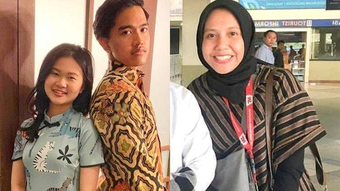 Pantas Kaesang Putra Jokowi Kepincut Nadya Arifta (kanan). Inilah Kehebatan Gadis Jebolan UMM Malang Itu.