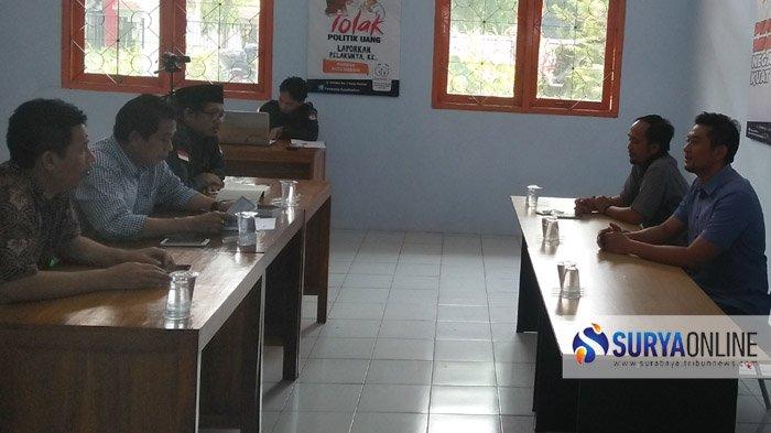 Diduga Kampanye Saat Reses, Paslon Mahardika-Arief Rahman Diberi Peringatan