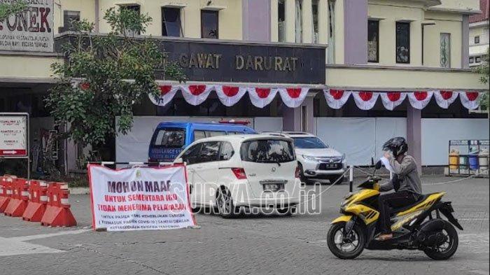 RSUD Mardi Waluyo Kota Blitar Terapkan Sistem Layanan Buka Tutup di IGD