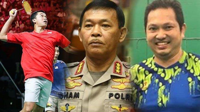 4 Legenda Bulutangkis Bongkar Sifat Asli Calon Kapolri Idham Azis, Hariyanto Arbi: Saya Tak kan Lupa
