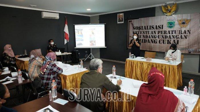 Kota Batu Antisipasi Peredaran Rokok Ilegal, Ada 46 Titik Temuan di Wilayah Malang Raya