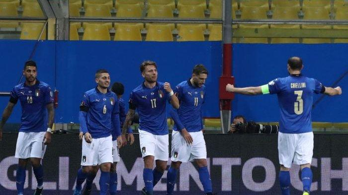 Modal Timnas Italia Supaya Bisa Raih Juara Euro 2020