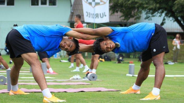 Timnas U-19 Indonesia Jalani Latihan 3 Kali dalam Sehari Selama TC di Kroasia