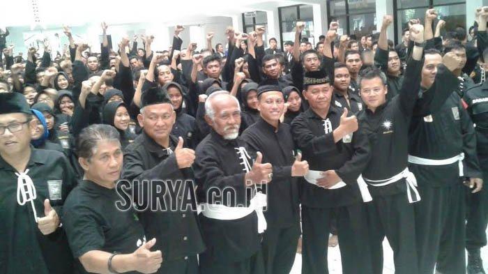 PSHT Surabaya Gelar Penataran Pelatih, Bekal Lahirkan Calon Pendekar Unggul dan Samakan Teknik Jurus