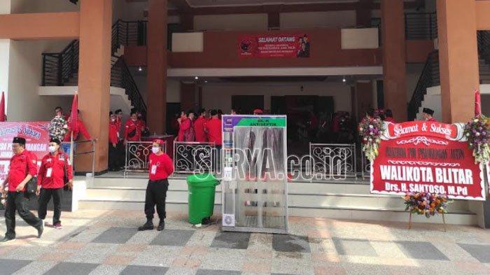 DPD PDI Perjuangan Jatim Gelar Rakerda di Kota Blitar
