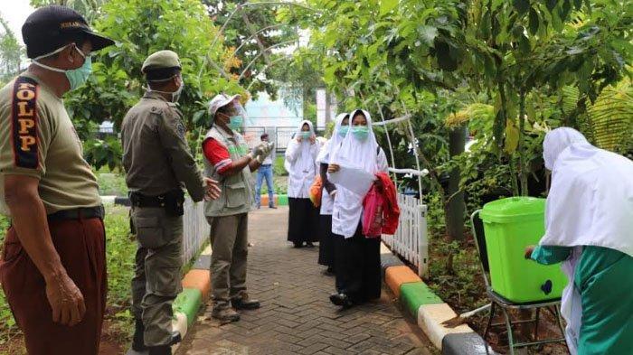 Permintaan Pemkab Tuban terhadap Puluhan Santri yang Pulang Kampung upaya Cegah Penyebaran Covid-19
