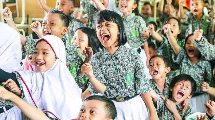 KFC Elementary School Games Antisipatif Dampak Virus Corona