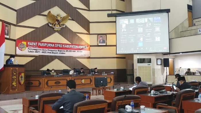 Beberapa Kendala Pembahasan RPJMD 2021 Kabupaten Jember Terlambat, DPRD Memaklumi