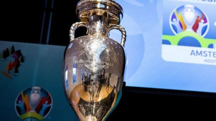 Hasil Pembagian Grup Piala Eropa 2020 - Dibuka Laga Turki dan Italia di Stadion Olimpico Roma