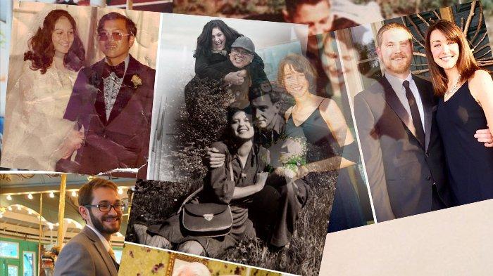 9 Foto Pasangan Dulu & Sekarang Buktikan Cinta Sejati Nyata, No. 4 Bertemu Sejak Baru Lahir!