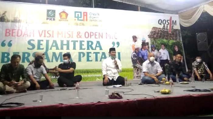 Pilkada Gresik 2020: Tawaran Program Pasangan Qosim - Alif untuk Kesejahteraan Petani
