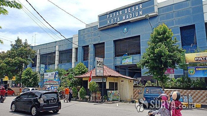 241 Orang di Pasar Besar Madiun Rapid Test Massal, Hasilnya 40 Orang Reaktif