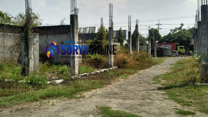 18 Tahun Mangkrak, Wabup Desak Kontraktor Selesaikan Pasar Baru Tuban