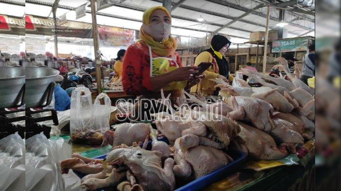 Jelang Ramadan di Kabupaten Ponorogo, Harga Cabai Rawit Merangkak Turun