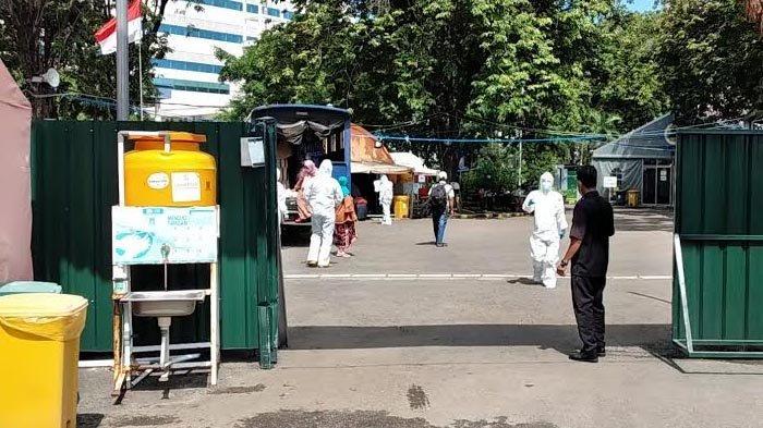 Hingga Hari Ini, Ada 210 Pasien Covid-19 dari Madura Dirawat di RSLI Surabaya