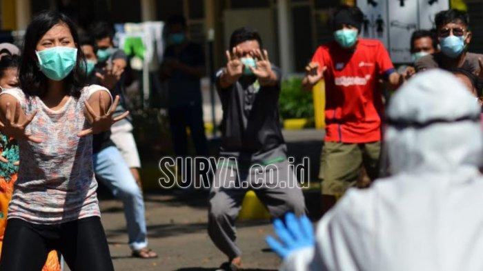 34 Pekerja Migran Indonesia Terkonfirmasi Covid-19 Masuk RS Lapangan Indrapura