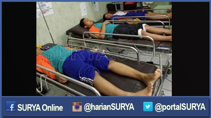 Inilah Nama-nama Pelajar Anggota Paskibra yang Diseruduk Truk di Mojowarno Jombang