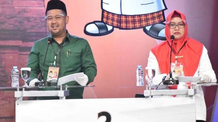 Hasil Pilkada Gresik 2020 Yani - Aminatun Unggul, Lihat Perolehan Suara Per Kecamatan dari KPU.go.id