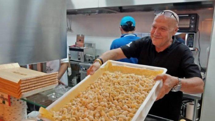 Pasta e Basta Buka Restoran Pertama di TP 5, Usung Konsep Self Service