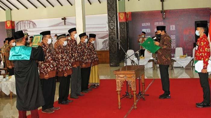 Pesan Gus Irsyad saat Melantik Pengurus Baru Baznas Kabupaten Pasuruan