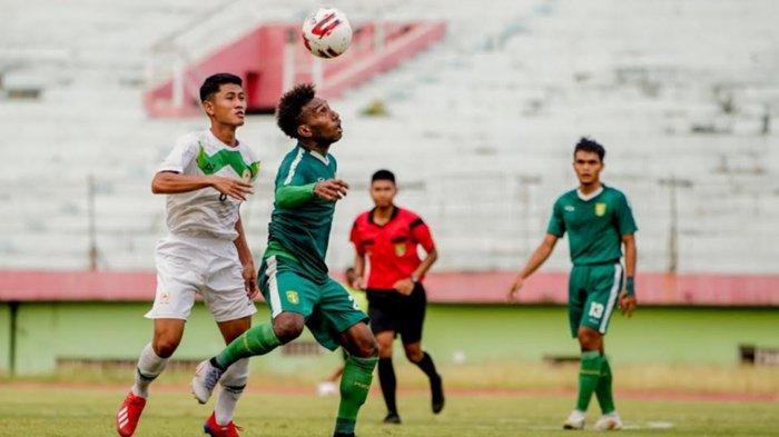 Persebaya Surabaya Jajal Skema Tanpa David da Silva Saat Kalahkan PON Jatim