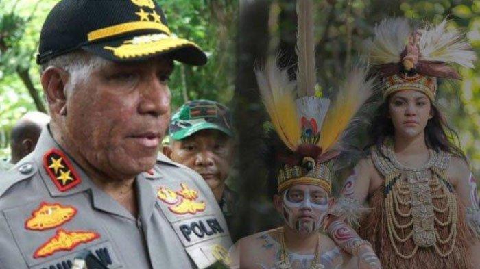 Biodata Komjen Paulus Waterpauw yang Menikahkan Putrinya dengan Eks Ajudan, Jenderal Asli Papua