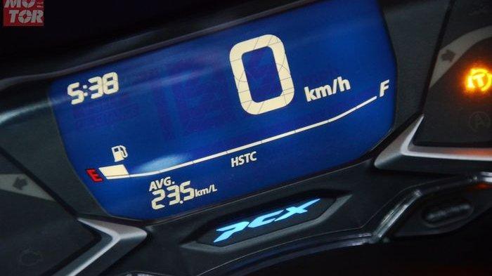 Keren, Honda PCX 160 Dilengkapi Tombol Ajaib, Biasanya Cuma Ada di Moge