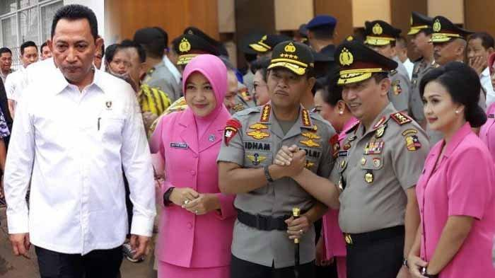 Soal Calon Kapolri, PDIP: Konon Menguat ke Komjen Listyo Sigit Prabowo. Ini Biodatanya
