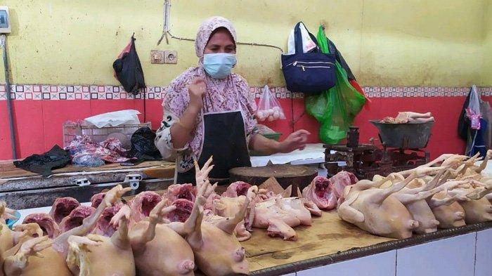 Kenaikan Harga Ayam di Lamongan Bikin Pedagang Bersorak, Dampak dari Naiknya Permintaan