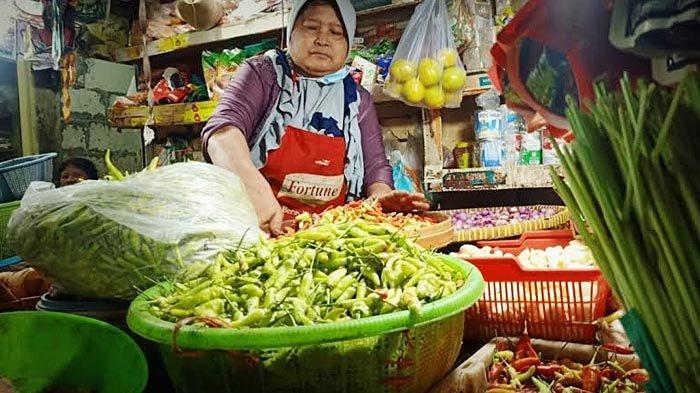 Jelang Ramadan, Harga Komoditas Pangan di Jatim Masih Terus Mengalami Kenaikan