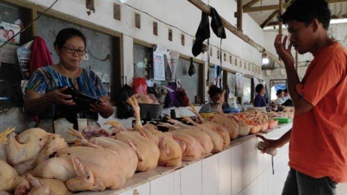 Jelang Ramadan 2021, Harga Daging Ayam di Kota Blitar Tembus Rp 38,000/Kg
