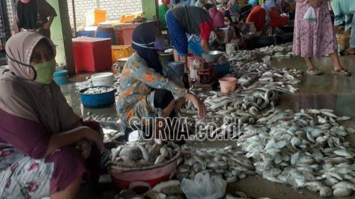 Harga Ikan Di Tuban Anjlok Saat Pandemi Covid 19 Ini Kata Dinas Perikanan Dan Peternakan Surya