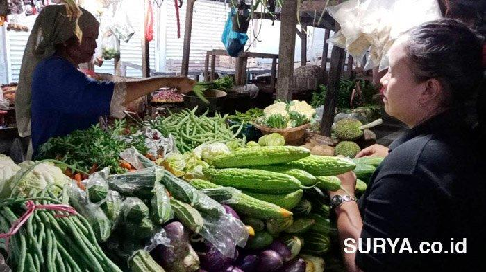 Lahan Eks Pasar Kedinding Dalam Proses Pembangunan Jadi Taman Air Mancur dan Sentra Kuliner