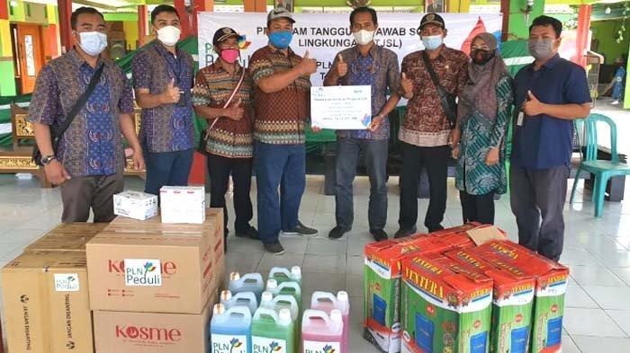 Peduli Kesehatan, PLN Bantu Sarana Kesehatan kepada Masyarakat Desa Puger Wetan, Jember