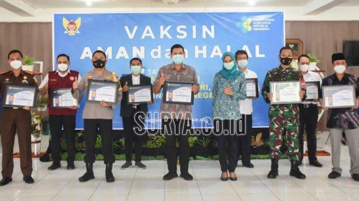 Kadinkes Kota Kediri : Sertifikat Vaksin Covid-19 Bakal Menjadi Syarat Perjalanan