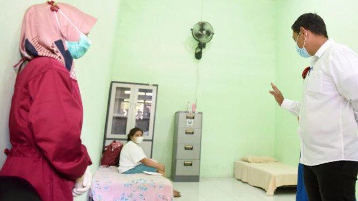 Dua TKI asal Kediri Langsung Dikarantina di Kelurahan, Ribuan Lainnya Diperkirakan Masuk Jatim