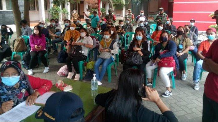 Dari 38 Tenaga Kerja Migran Asal Tulungagung, 4 Ketinggalan Jemputan di Asrama Haji Surabaya
