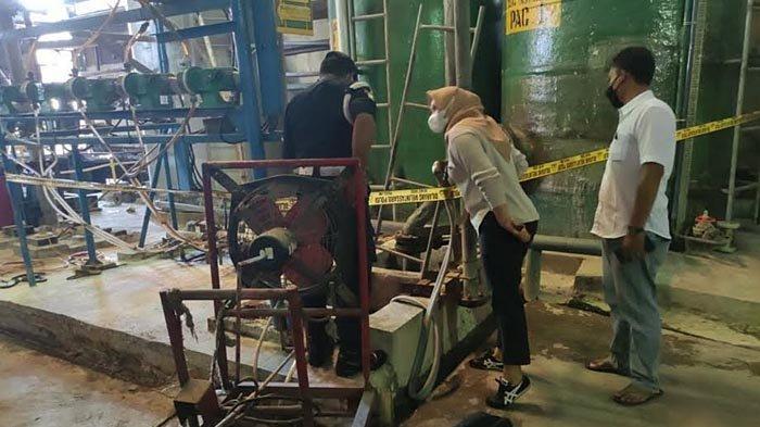 Polisi Periksa Manajemen PT Pakerin Mojokerto terkait Insiden Kecelakaan Kerja yang Tewaskan 1 Orang