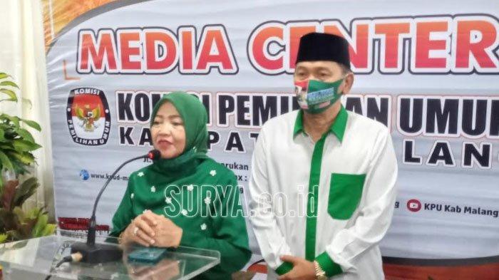 Cegah Covid-19, KPU Kabupaten Malang Rancang Debat Publik Calon Bupati Via Daring