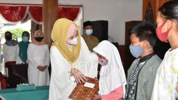 Pondok Ramadan di Pendopo Kabupaten Trenggalek Digelar dengan Protokol Kesehatan Ketat