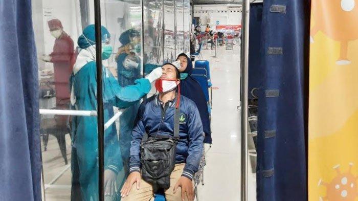 Biaya Rapid Test Antigen Calon Penumpang Kereta Api di Stasiun Turun Menjadi Rp 85.000