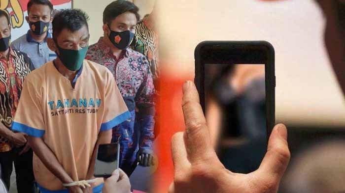 Video Mesum Ayah dan Putri Kandung di Tuban Direkam Tetangga dari Celah Dinding Rumah di Singgahan