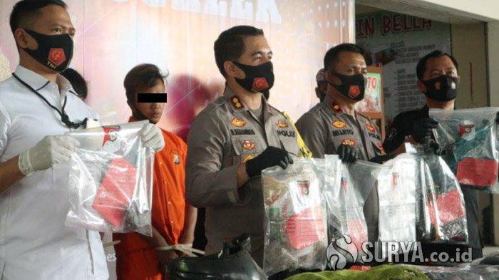 Polisi Tangkap 5 Remaja Pelaku Pelemparan Bom Molotov di Trenggalek, Ternyata Ini Motifnya