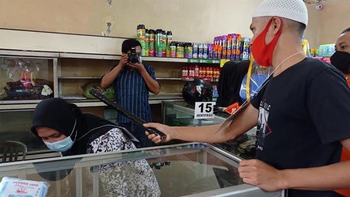 KRONOLOGI Sales Permen Jahe Bunuh Pemilik Toko di Kepung Kediri, Tersangka Mengaku Sakit Hati