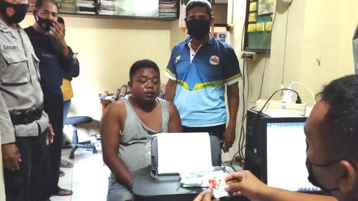 Perusak Kantor Polsek Bangilan Tuban Berhasil Dibekuk, Polisi Ungkap Identitas dan Riwayat Pelaku