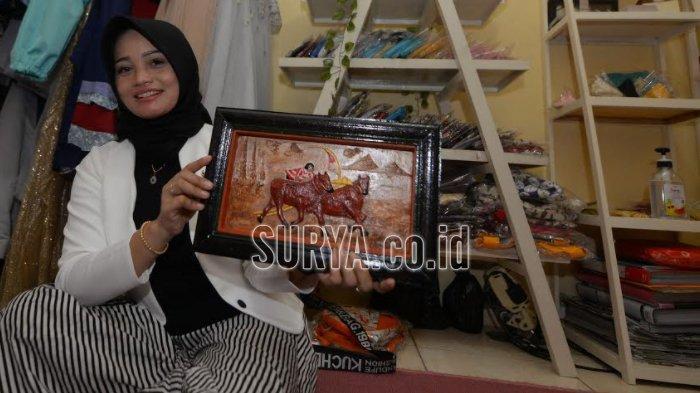 Pintar Cari Peluang, Kunci Pelaku UMKM Fashion Novita Rahayu Bertahan di Era Pandemi Covid-19