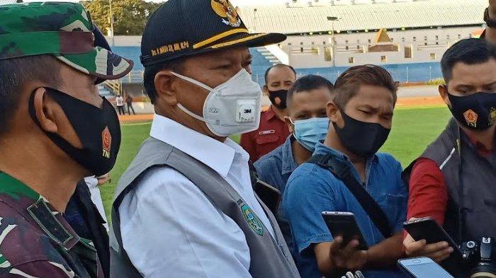 Kasus Covid-19 di Kota Madiun Terus Meningkat, Ruang Isolasi di Rumah Sakit dan Asrama Haji Penuh
